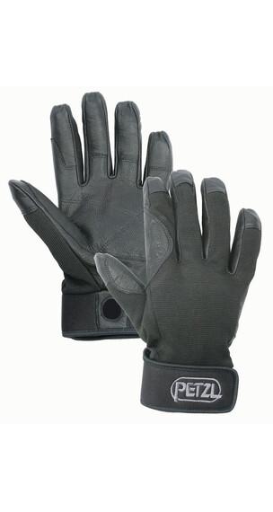 Petzl Cordex Handschuhe Schwarz